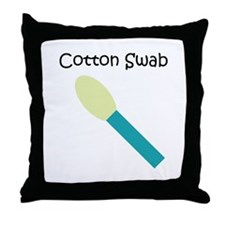 Funny Wierd Throw Pillow