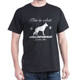 German Shepherd daddy T-Shirt