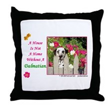 Sandy Throw Pillow