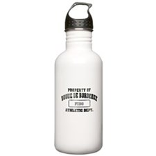 Personalized Dogue de Bordeaux Sports Water Bottle