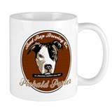Piedbald Porter Mug