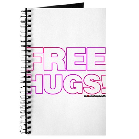 Free Hugs Journal
