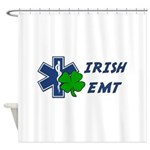 Irish EMT Shower Curtain