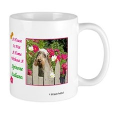 House Is Not A Home -RecMag -SpinoneItaliano2 Mugs