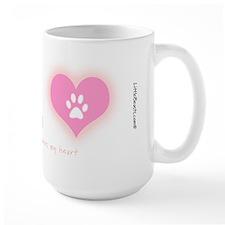 Boston Terrier Rescue Donation Mug