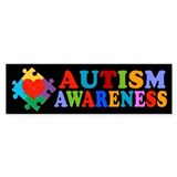 Autism Awareness  Bumper Sticker
