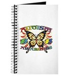 Autism Awareness Butterfly Journal