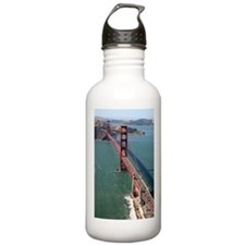 Golden Gate Bridge Water Bottle