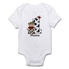 First Birthday Cowboy Infant Bodysuit