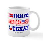 Mug - Heritage - Norse/American/Texan