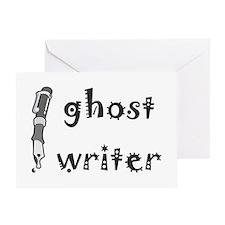 ghostwriter 1: Greeting Card