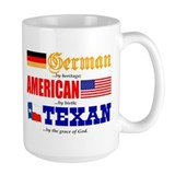 Coffee Mug - Heritage - German/American/Texan