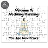 Wedding Broke Puzzle