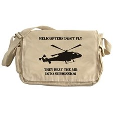 Helicopter Submission STYLE B Messenger Bag