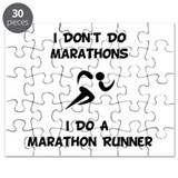 Do A Marathon Runner Puzzle