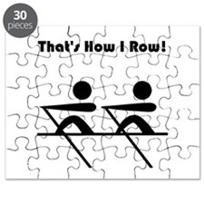That's How I Row! Puzzle