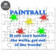 Paintball Welts Puzzle