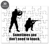 Don't Need To Knock Puzzle