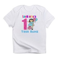 First Birthday Girl Infant T-Shirt