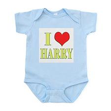 I LOVE HARRY! Infant Bodysuit
