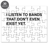 Bands Don't Exist Puzzle