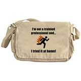 Trained Professional Messenger Bag
