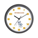 Blessed N.E.L.F Wall Clock