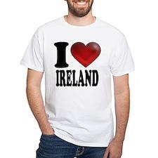 I Heart Ireland Shirt