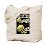 L'Absinthe c'est la mort II Tote Bag