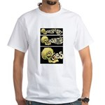 L'Absinthe c'est la mort II White T-Shirt