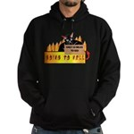 Going to Hell? Hoodie (dark)