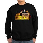 Going to Hell? Sweatshirt (dark)