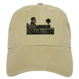 Old Time Radio Listener Baseball Cap