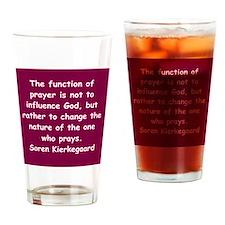 Unique Soren Drinking Glass