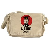 Lenin Grad Messenger Bag