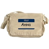Anna Messenger Bag