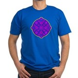 Unique Celtic yoga T