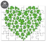 Irish Heart Puzzle