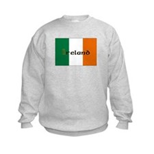 Irish Flag / Eire Sweatshirt