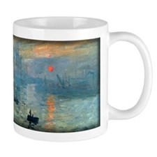 Impression, Sunrise, Monet, Mug