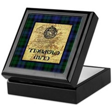 Clan Campbell Keepsake Box
