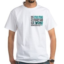 Survivor 4 Ovarian Cancer Shirts and Gifts Shirt