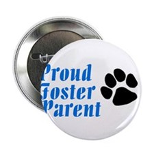 "Proud Foster Parent 2.25"" Button (100 pack)"