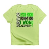 Survivor 4 Lymphoma Shirts and Gifts Infant T-Shir