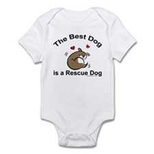 Best Rescue Dog Infant Creeper