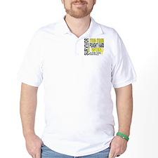Survivor 4 Bladder Cancer Shirts and Gifts T-Shirt
