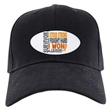 Survivor 4 Leukemia Shirts and Gifts Baseball Hat