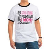 Survivor 4 Breast Cancer Shirts and Gifts T