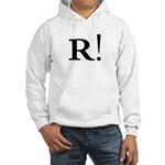 R! Talk Like a Pirate! Hooded Sweatshirt