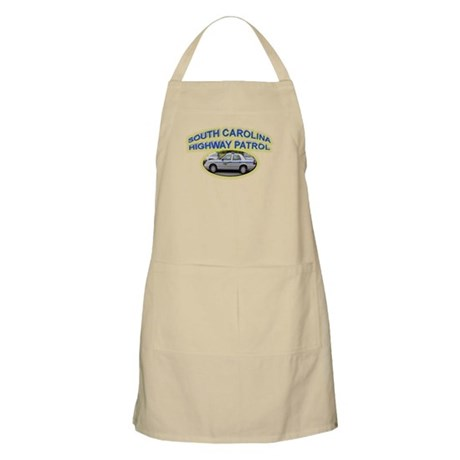 South Carolina Highway Patrol Apron